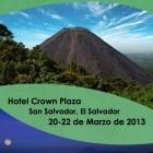 El día Martes 19 de marzo del 2013 se llevarán a cabo los precongresos en el marco del XXVII Congreso Centroamericano de Psiquiatría
